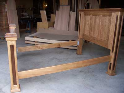 Woodloft Custom Amish Made Furniture Beds Illinois Amish