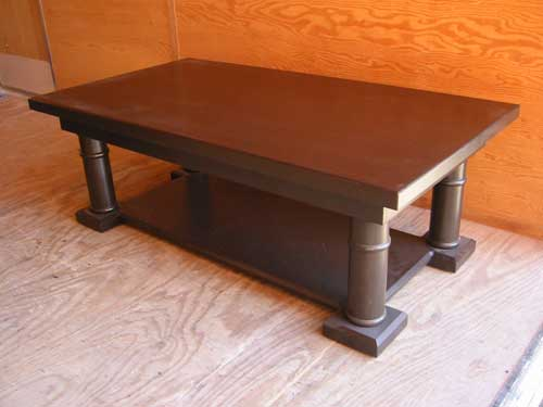 woodloft - custom amish made furniture - coffee tables