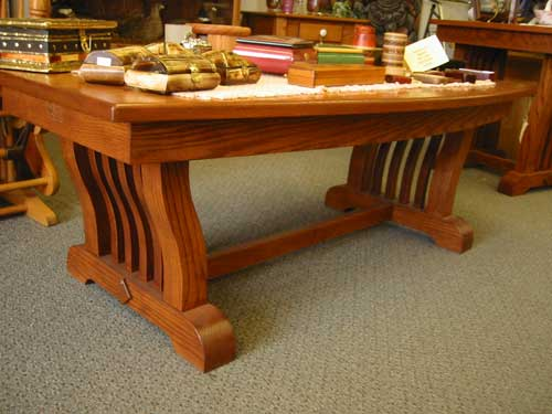 woodloft - custom amish made furniture - coffee tables